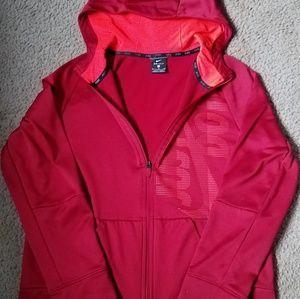 Nike zip up hoody